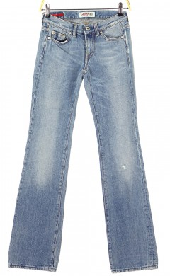 Vetements Jeans GUESS BLEU