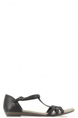Chaussures Sandales TAMARIS NOIR