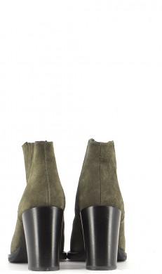 Chaussures Bottines / Low Boots MINELLI KAKI