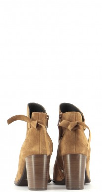 Chaussures Bottines / Low Boots SAN MARINA MARRON