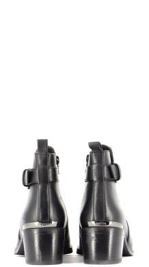 Chaussures Bottines / Low Boots JB MARTIN NOIR