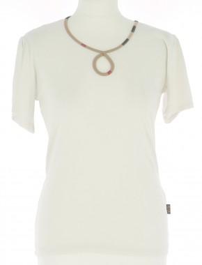 Tee-Shirt BURBERRY Femme FR 42