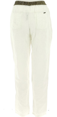 Vetements Pantalon ONE STEP BLANC