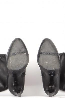Chaussures Bottes ANDRE NOIR