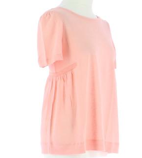 Vetements Tee-Shirt CLAUDIE PIERLOT ROSE