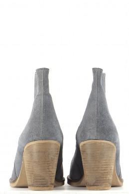 Chaussures Bottines / Low Boots JONAK BLEU