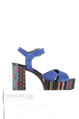 Chaussures Sandales GEOX MULTICOLORE