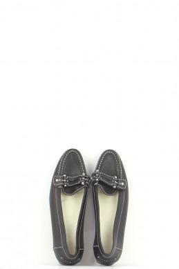 Chaussures Mocassins GEOX NOIR
