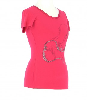 Vetements Top MARCIANO FUSCHIA