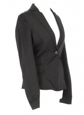 Vetements Veste / Blazer LA FEE MARABOUTEE NOIR
