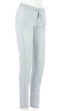 Vetements Pantalon SUD EXPRESS BLEU CLAIR