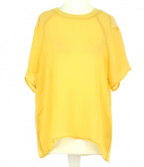 Vetements Top AMERICAN VINTAGE JAUNE