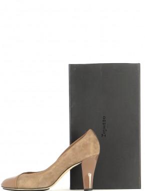 Chaussures Escarpins REPETTO MARRON