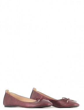 Chaussures Ballerines ERAM BORDEAUX