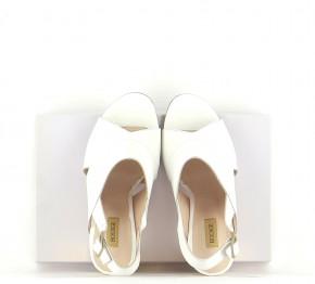 Chaussures Sandales BOCAGE BLANC
