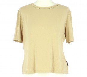 Vetements Tee-Shirt MAX MARA WEEKEND BEIGE