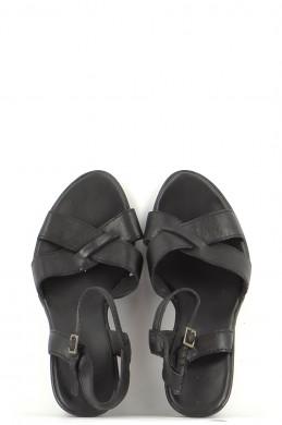 Chaussures Sandales CLARKS NOIR