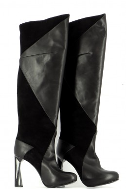 Chaussures Bottes PIERRE HARDY NOIR