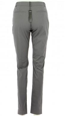 Vetements Pantalon IKKS GRIS