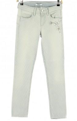 Vetements Jeans LIU JO BLEU CLAIR