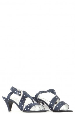 Chaussures Sandales ANDRE BLEU MARINE
