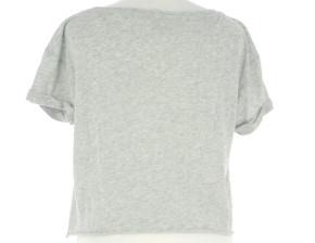 Vetements Tee-Shirt ABERCROMBIE GRIS