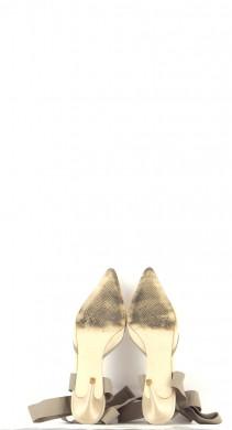Chaussures Mules ZARA BEIGE