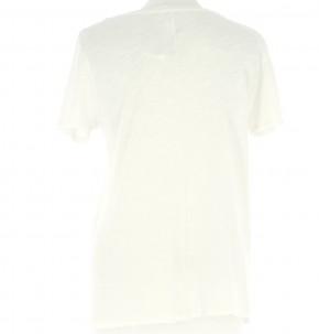 Vetements Tee-Shirt AMERICAN VINTAGE BLANC
