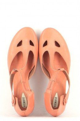 Chaussures Ballerines VIC MATIé CORAIL