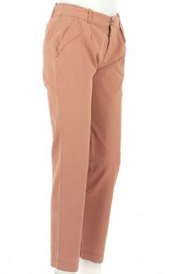 Vetements Pantalon COMPTOIR DES COTONNIERS CORAIL