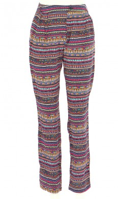 Pantalon DES PETITS HAUTS Femme T2