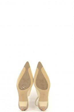 Chaussures Sandales ELIZABETH STUART ÉCRU