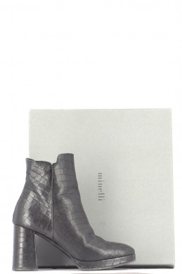 Bottines / Low Boots MINELLI Chaussures 38