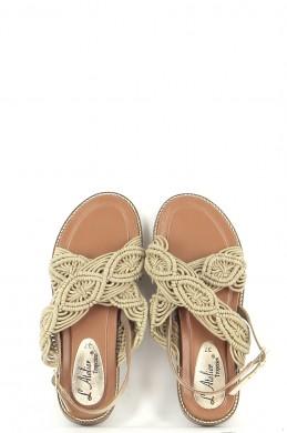 Sandales LATELIER TROPEZIEN Chaussures 37