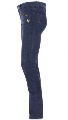 Vetements Pantalon ZADIG & VOLTAIRE BLEU MARINE