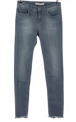 Vetements Jeans IKKS BLEU MARINE