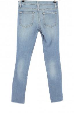 Vetements Jeans FRAME BLEU CLAIR