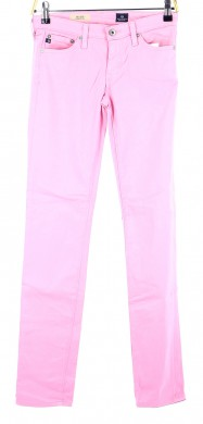Vetements Jeans AG ADRIANO GOLDSCHMIED ROSE