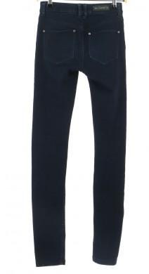 Vetements Jeans BURBERRY BLEU MARINE