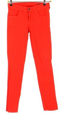 Vetements Jeans SIWY ROUGE
