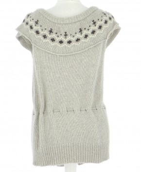 Vetements Gilet SESSUN GRIS