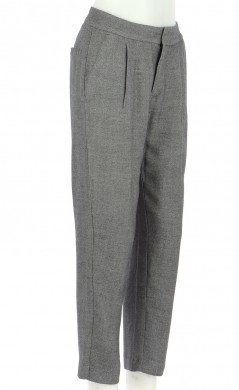 Vetements Pantalon ESEOESE GRIS
