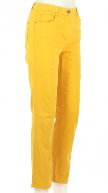 Vetements Pantalon CAROLL JAUNE