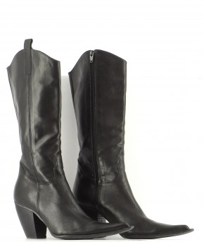 Chaussures Bottes SAN MARINA NOIR