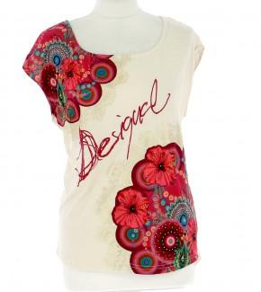 Top DESIGUAL Femme S