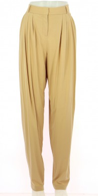 Vetements Pantalon SPORTMAX BEIGE