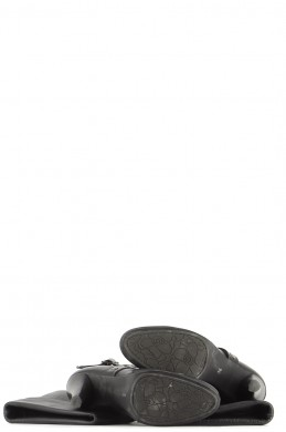 Chaussures Bottes BALMAIN NOIR