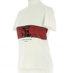 Vetements Tee-Shirt SONIA RYKIEL BLANC