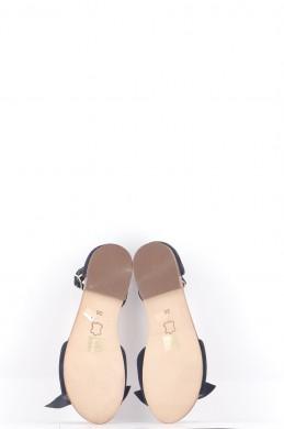 Chaussures Sandales PETITE MENDIGOTE BLEU MARINE