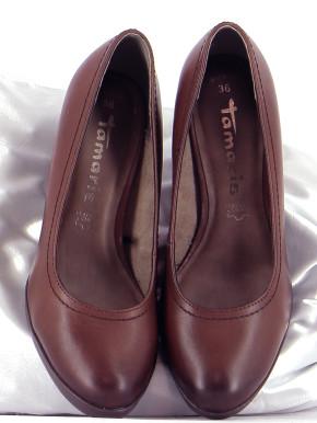 Chaussures Escarpins TAMARIS MARRON